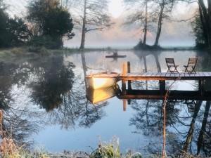 Sunrise Lake Keswick